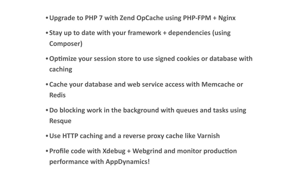•Upgrade to PHP 7 with Zend OpCache using PHP-F...