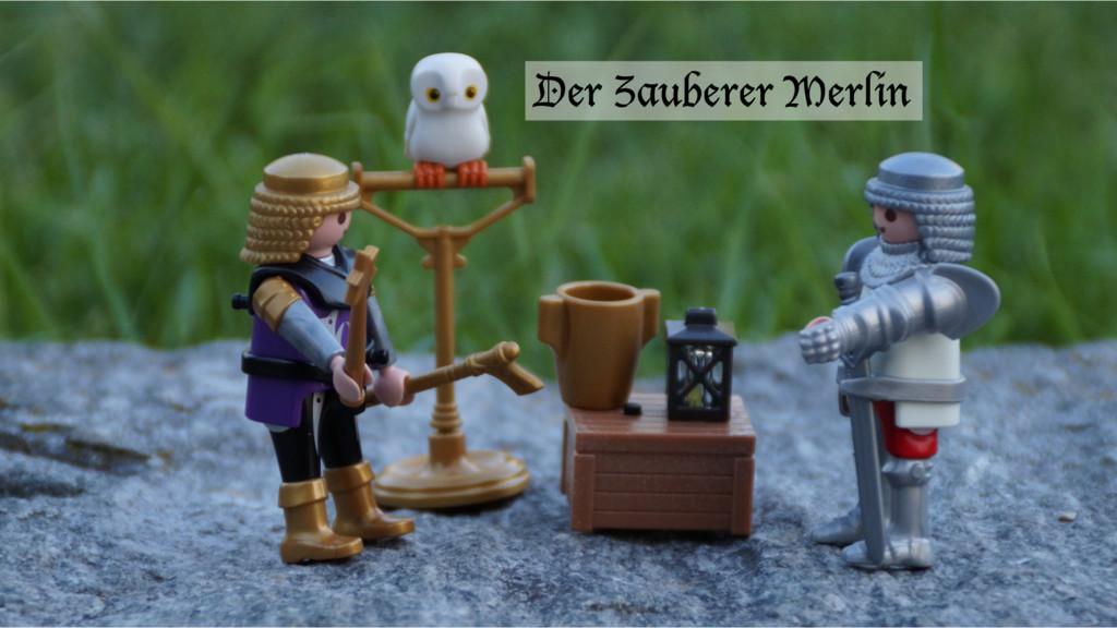 Der Zauberer Merlin
