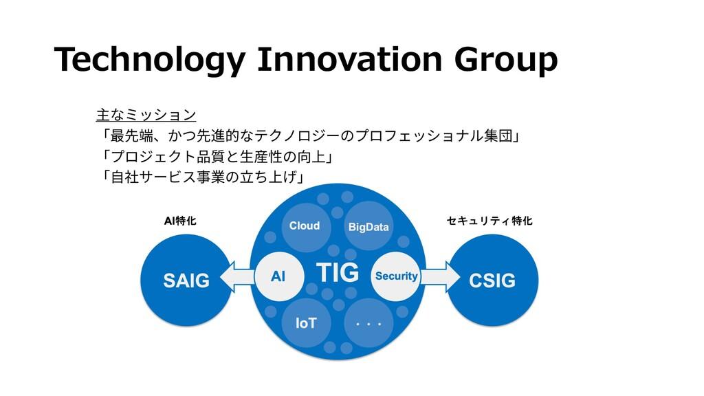 Technology Innovation Group