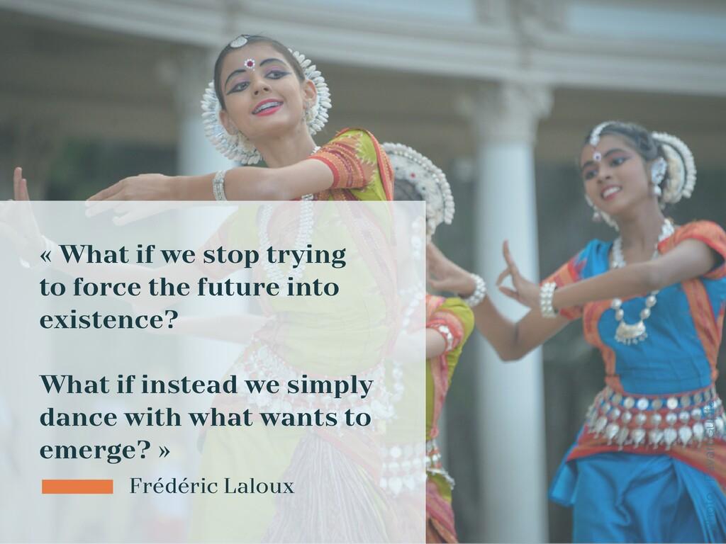 Photo : Pavan Gupta « What if we stop trying to...