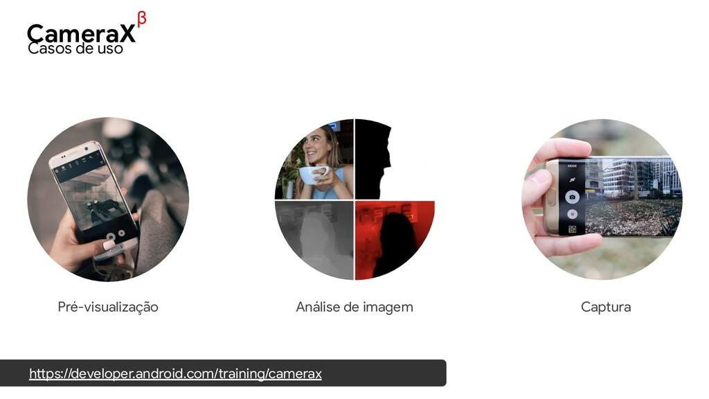 CameraX β Captura Análise de imagem Pré-visuali...