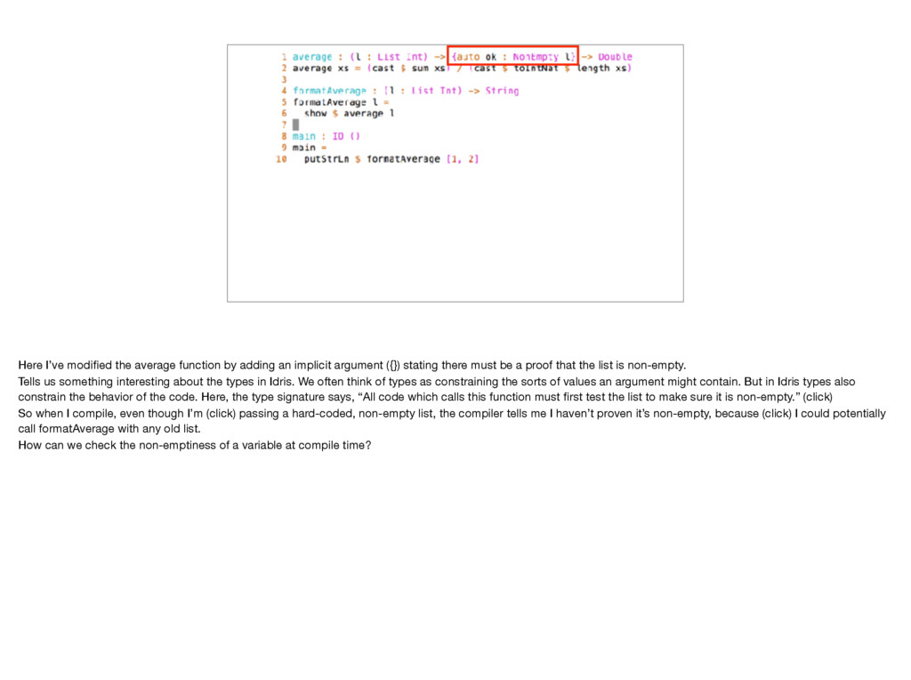 Here I've modified the average function by addin...
