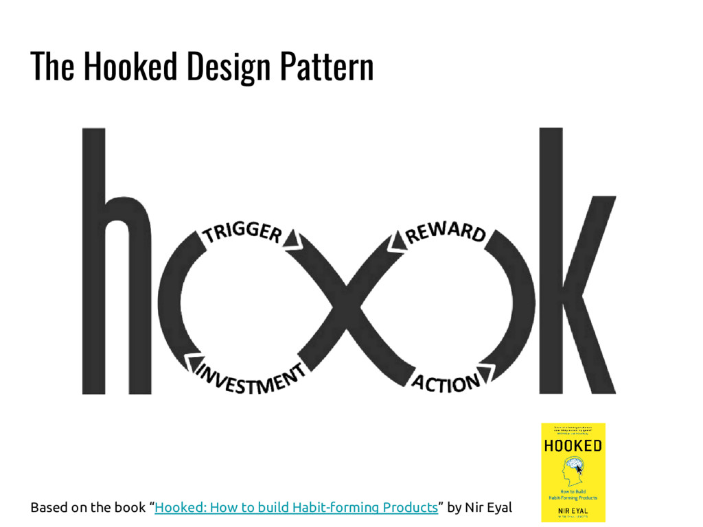 """The Hooked Design Pattern Based on the book """"Ho..."""