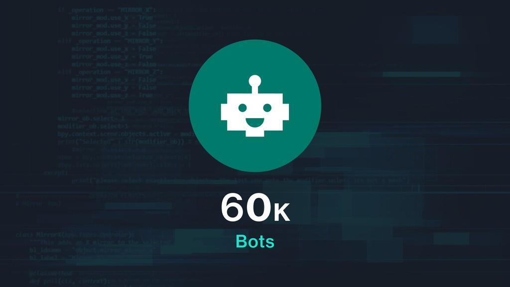 60K Bots