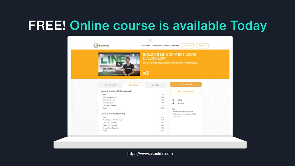 FREE! Online course is available Today https://...