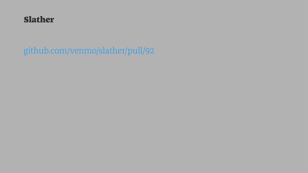 Slather github.com/venmo/slather/pull/92