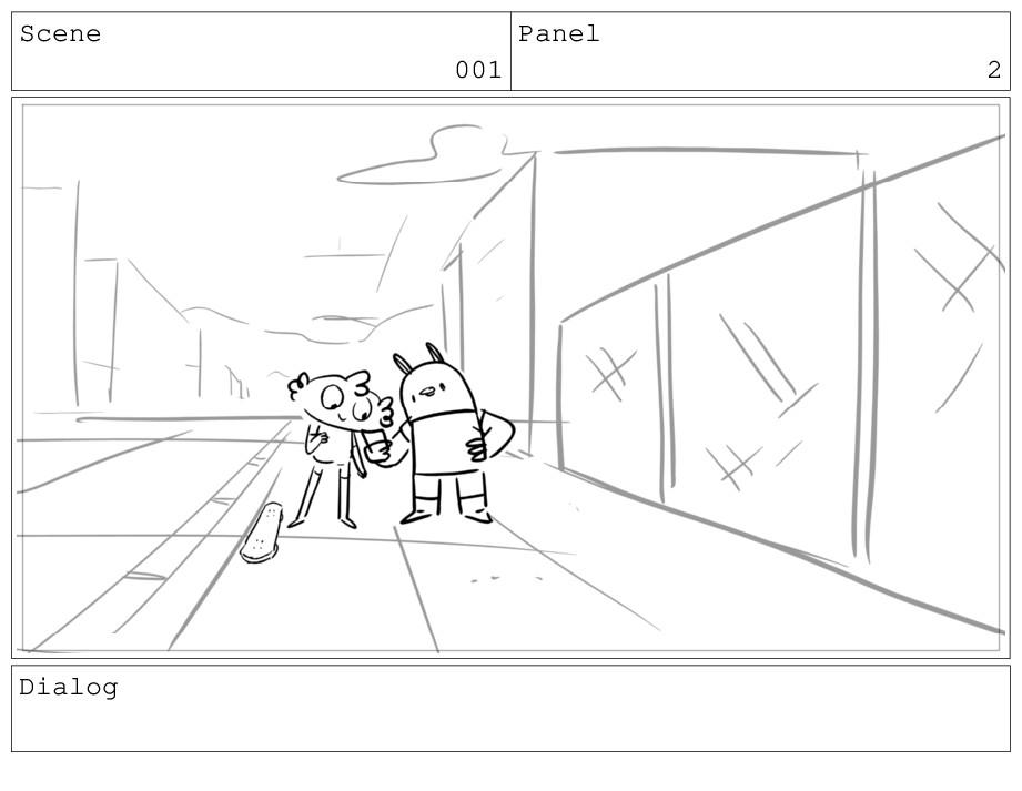 Scene 001 Panel 2 Dialog