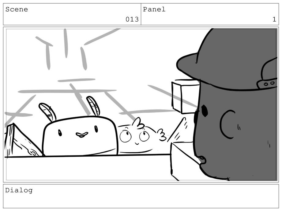 Scene 013 Panel 1 Dialog