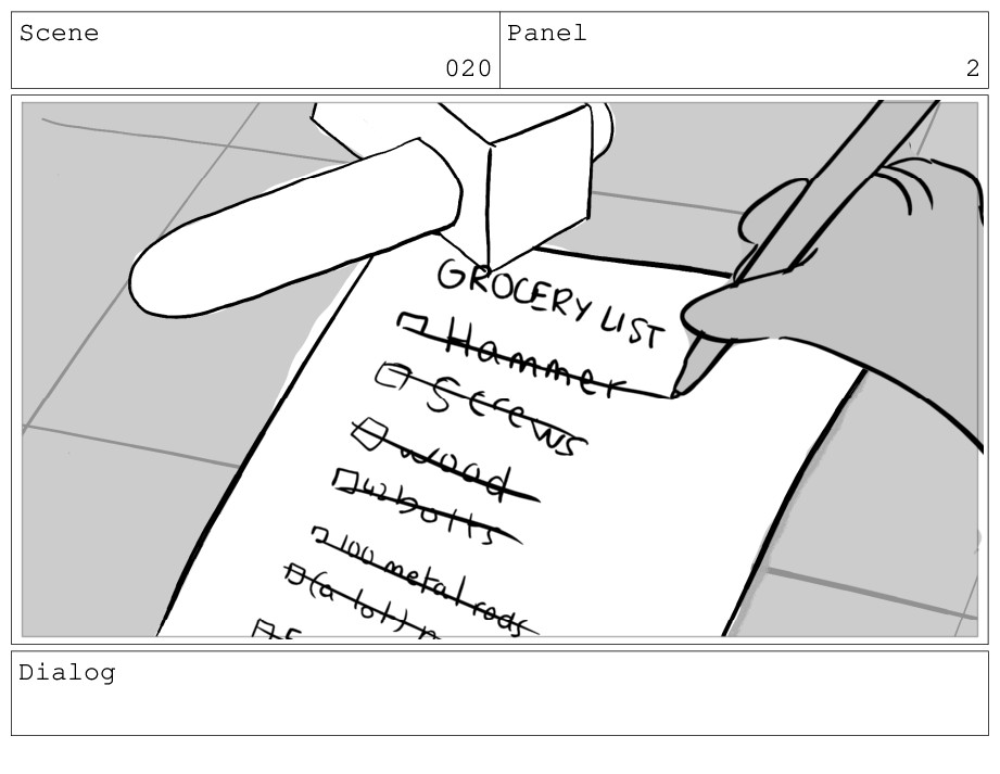 Scene 020 Panel 2 Dialog