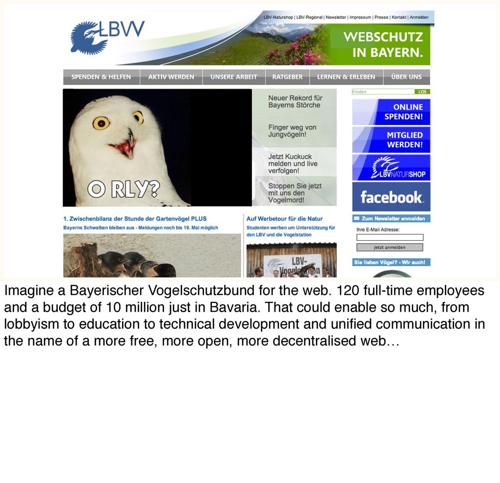 V WEB Imagine a Bayerischer Vogelschutzbund for...