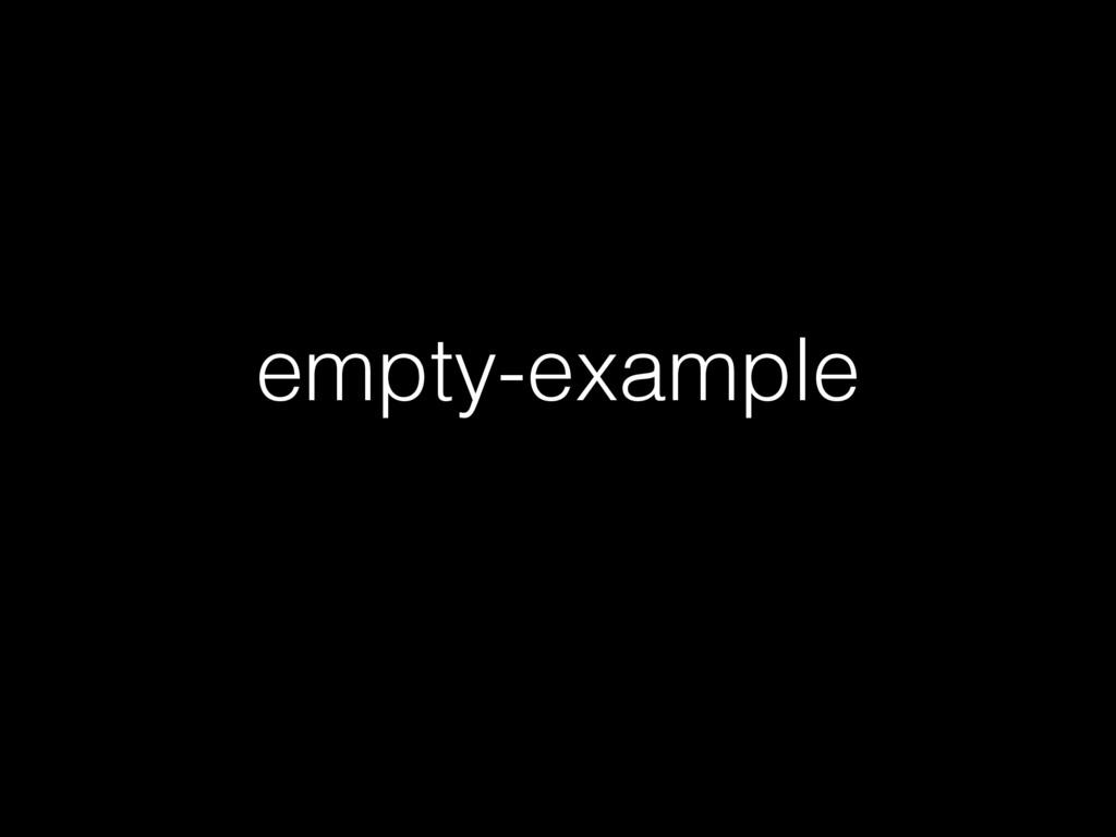 empty-example