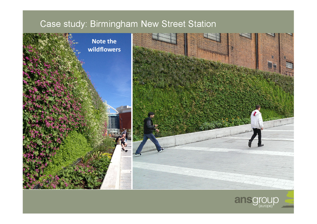 Case study: Birmingham New Street Station Note ...