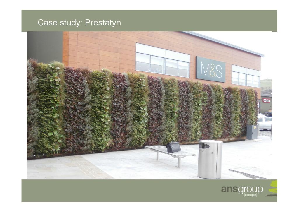 Case study: Prestatyn