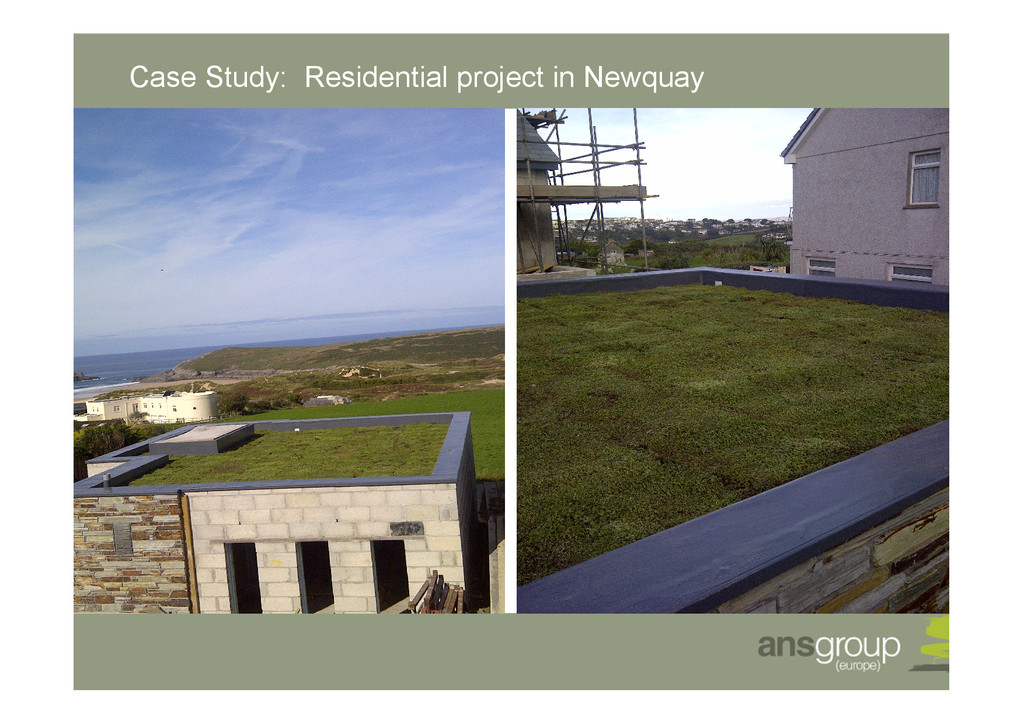 Case Study: Residential project in Newquay