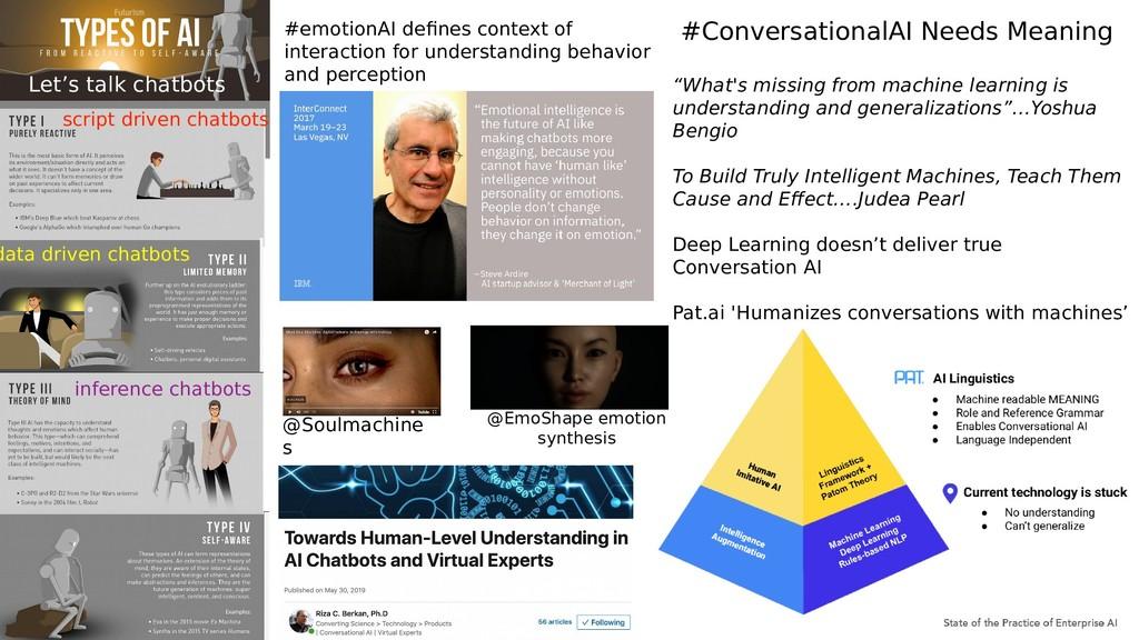 #emotionAI defnes context of interaction for un...