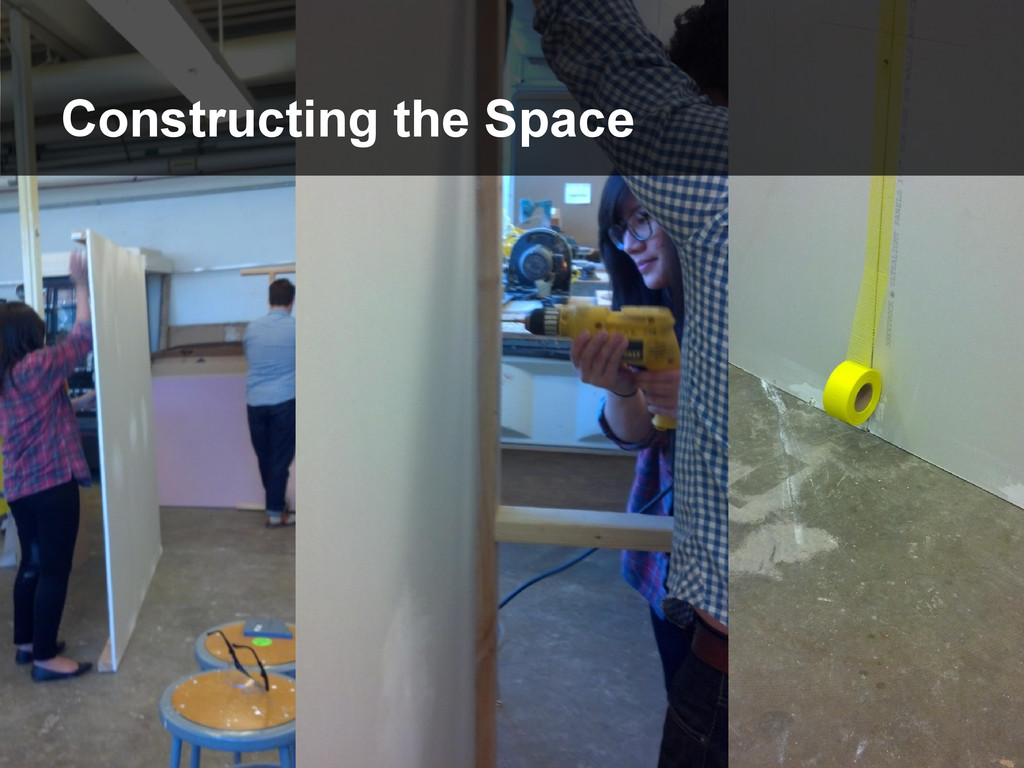 Constructing the Space