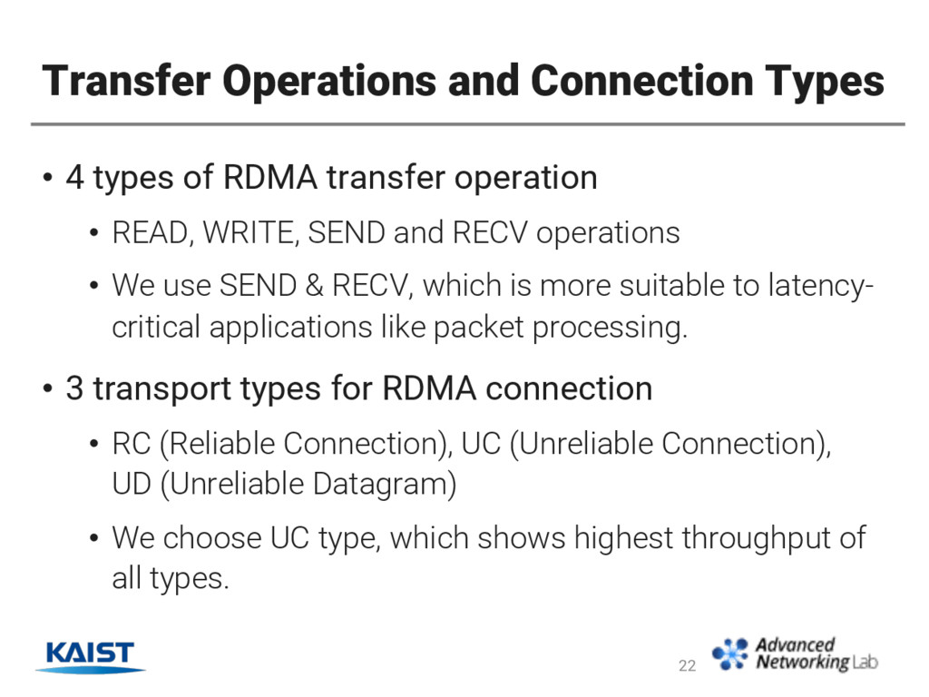 Transfer Operations and Connection Types • 4 ty...