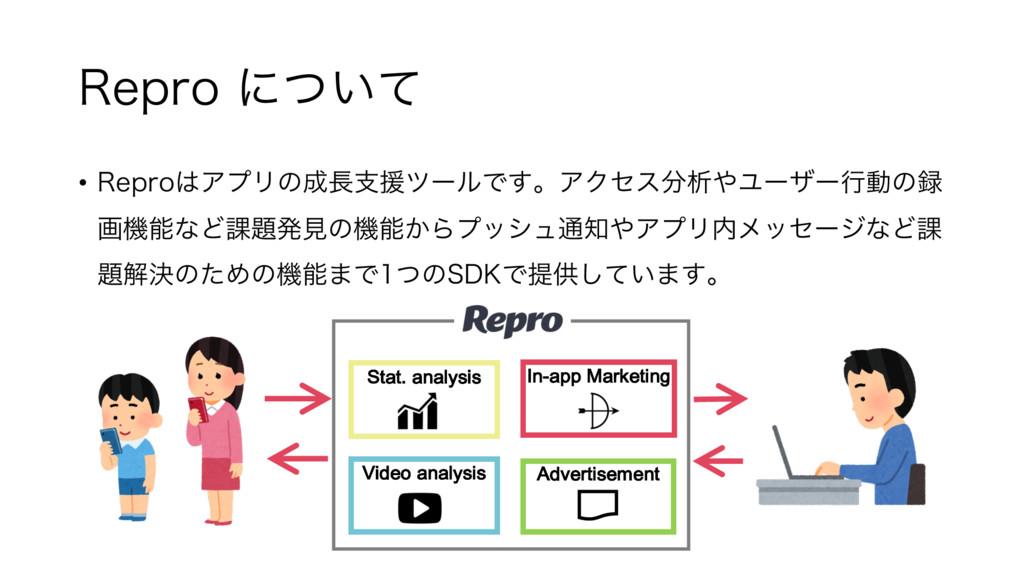 Video analysis In-app Marketing Stat. analysis ...