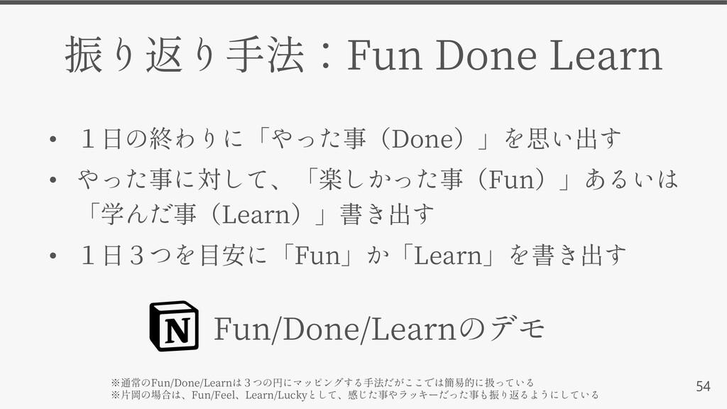 54 Fun Done Learn • Done • Fun Learn • Fun Lear...