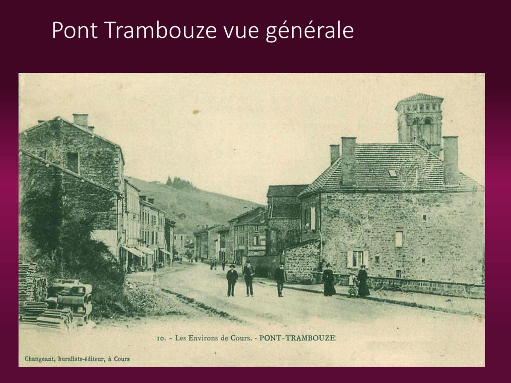 Pont Trambouze vue générale