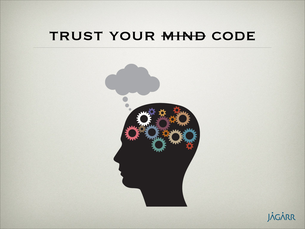 trust your mind code