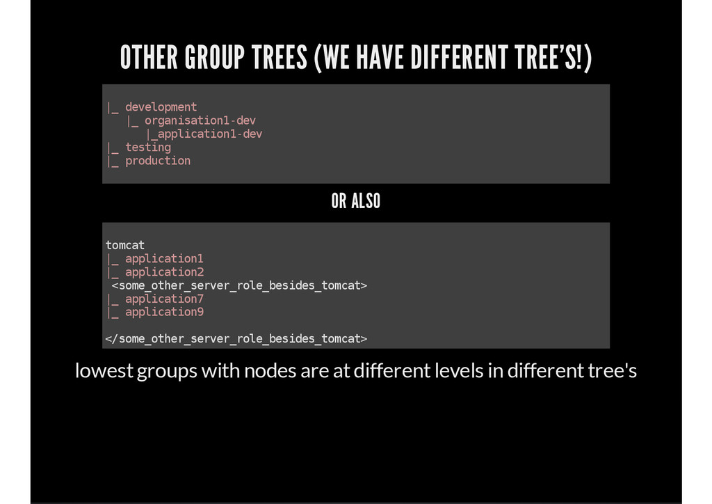 OTHER GROUP TREES (WE HAVE DIFFERENT TREE'S!) |...