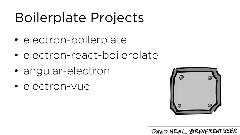 Boilerplate Projects • electron-boilerplate • e...