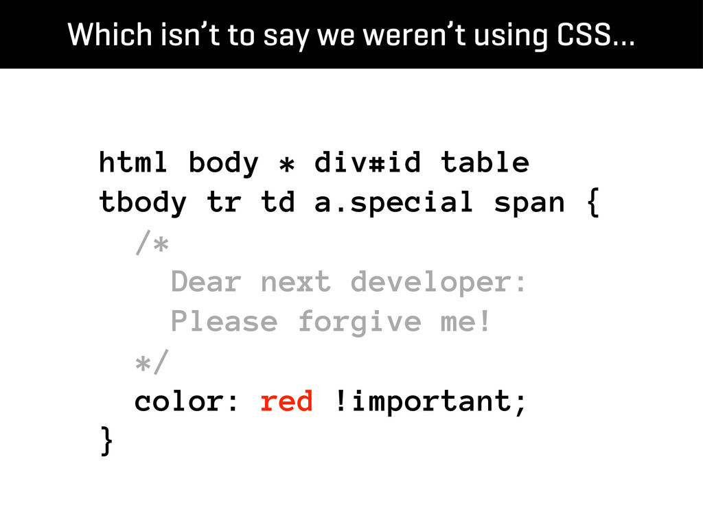 html body * div#id table tbody tr td a.special ...