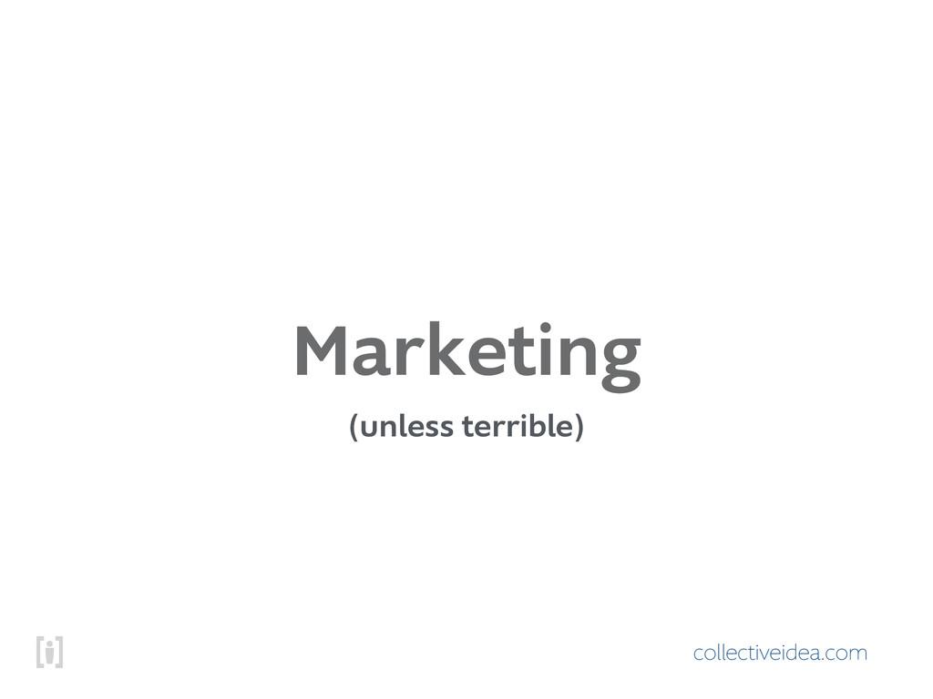 collectiveidea.com Marketing (unless terrible)