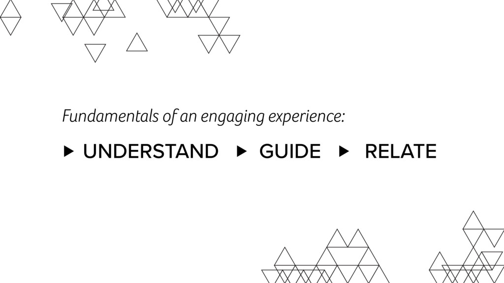 UNDERSTAND GUIDE RELATE Fundamentals of an enga...