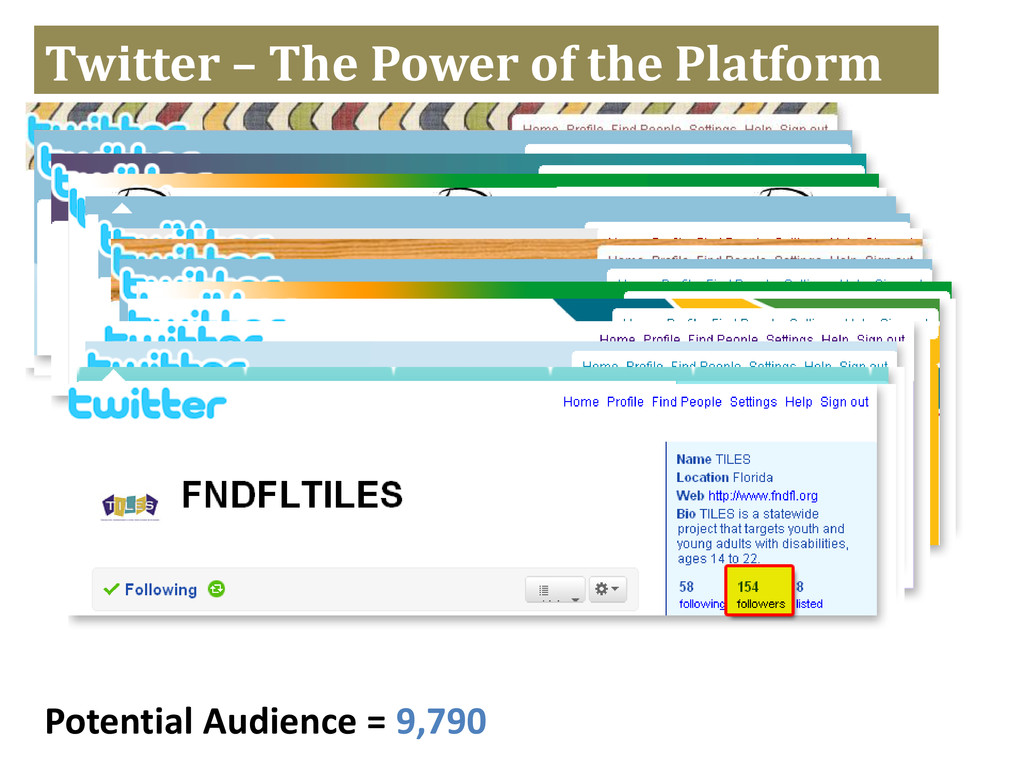 Twitter – The Power of the Platform Potential A...