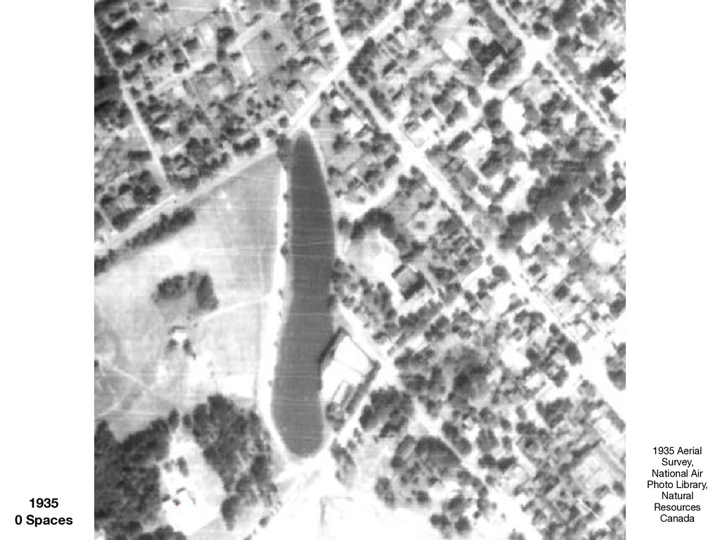 1935 0 Spaces 1935 Aerial Survey, National Air ...
