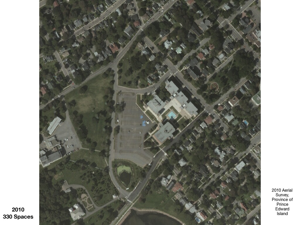 2010 330 Spaces 2010 Aerial Survey, Province of...