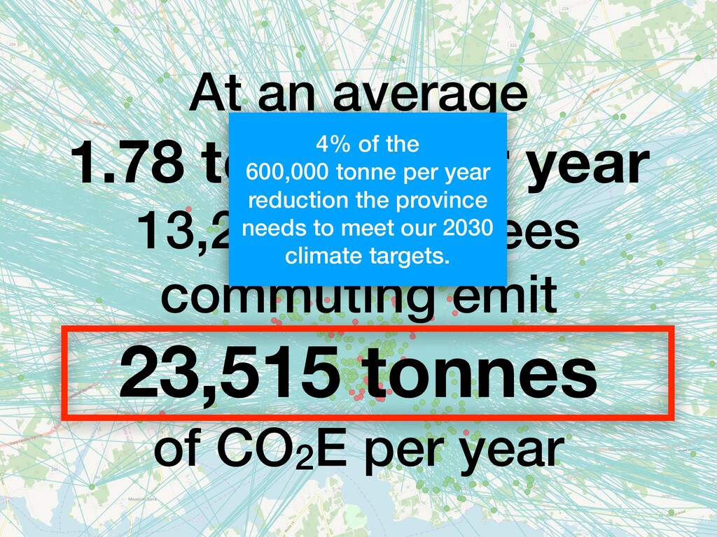 At an average 1.78 tonnes per year 13,211 emplo...