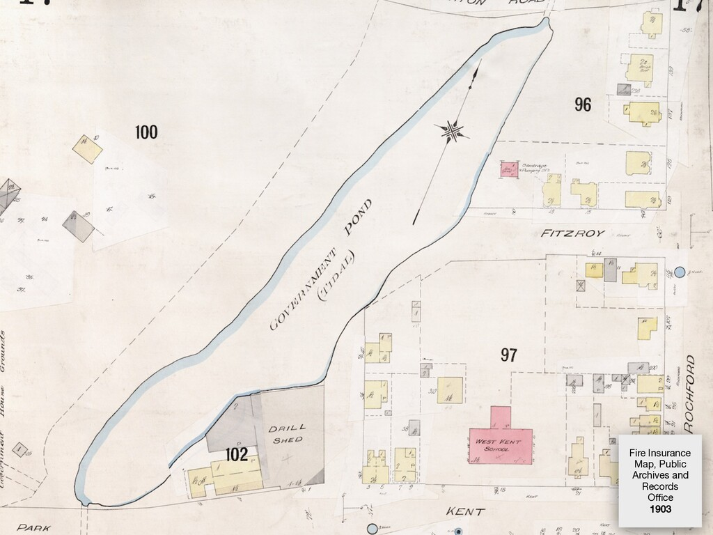 Fire Insurance Map, Public Archives and Records...