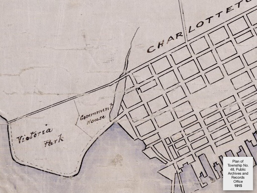 Plan of Township No. 48, Public Archives and Re...