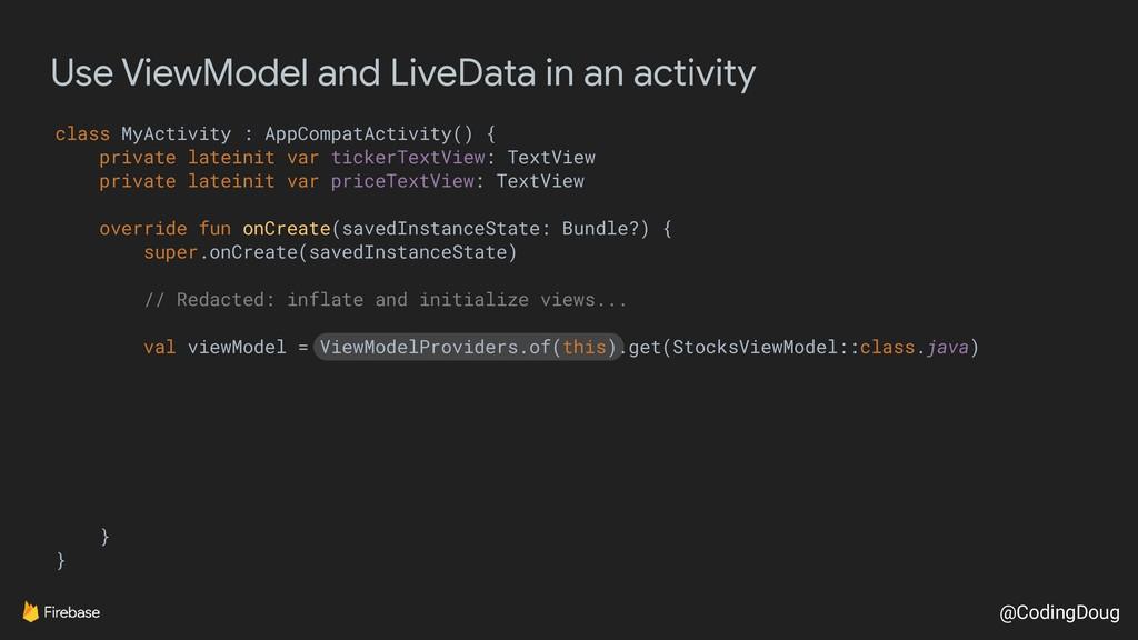 @CodingDoug class MyActivity : AppCompatActivit...