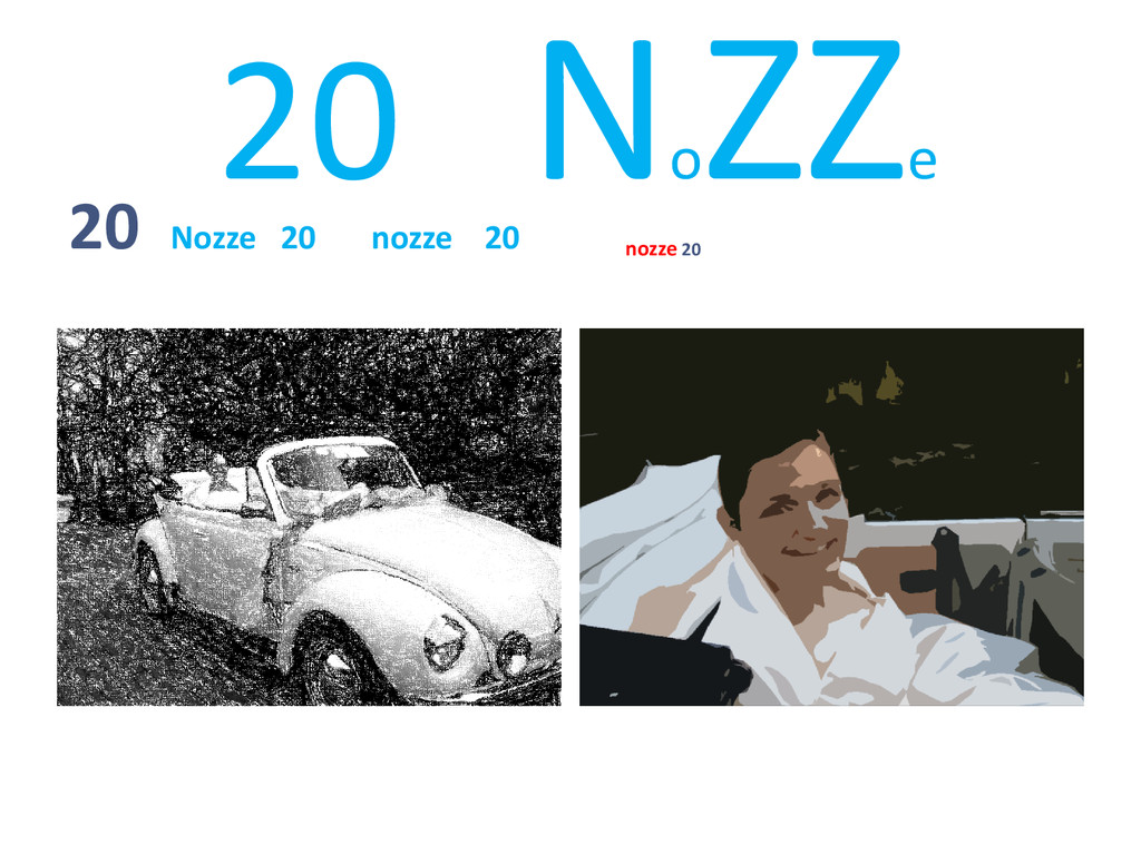 20 N o ZZ e 20 Nozze 20 nozze 20 nozze 20