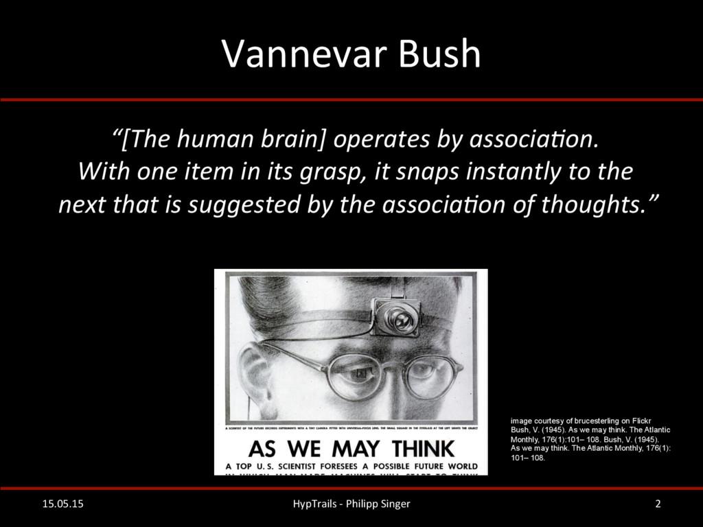 Vannevar Bush  2  15.05.15  HypTrai...