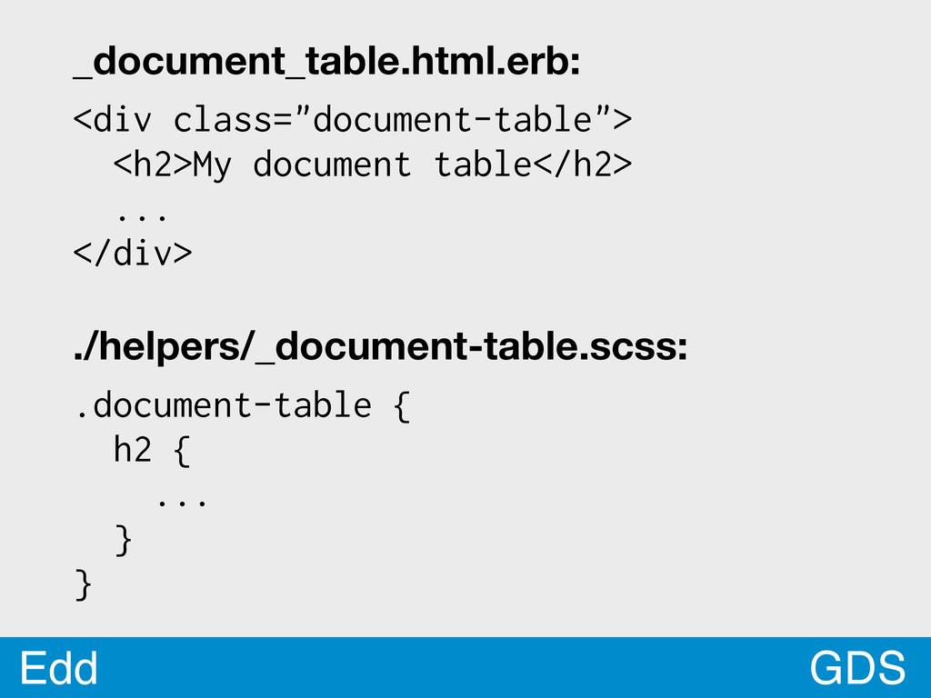"GDS Edd _document_table.html.erb: <div class=""d..."