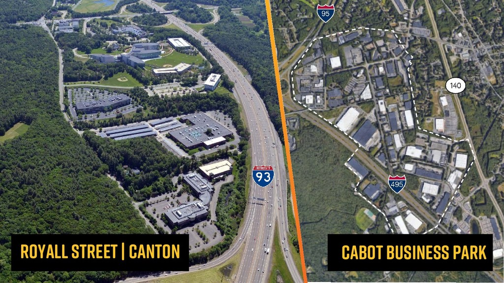 CABOT Business PARK ROYALL STREET | CAnTON