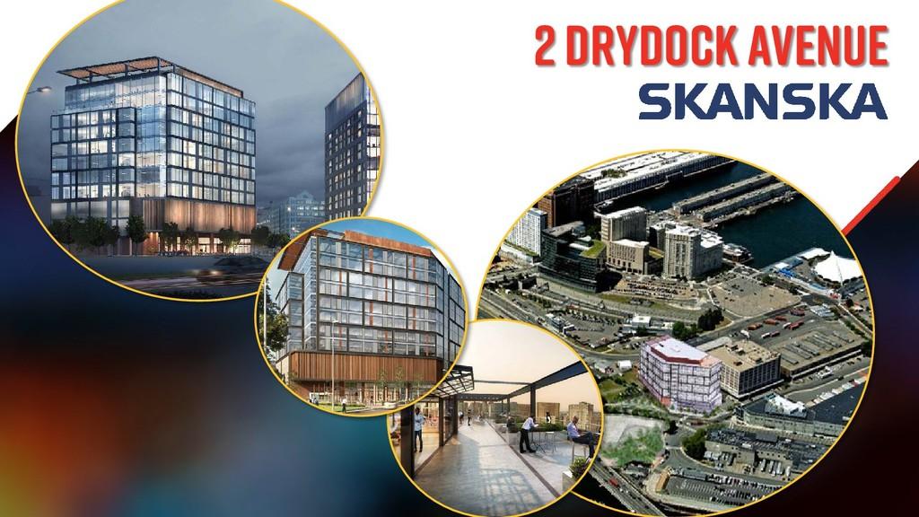 2 Drydock AVENUE