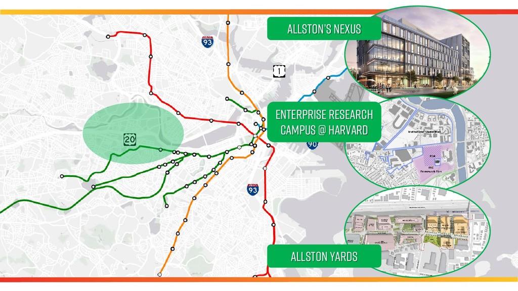 ALLSTON's NEXUS Enterprise Research Campus @ HA...