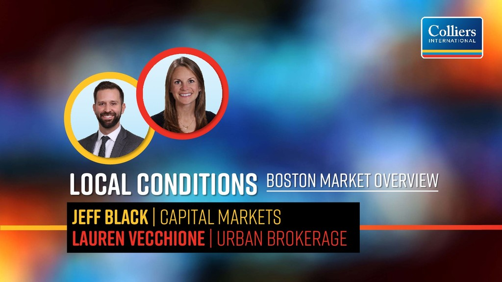 LOCAL CONDITIONS Jeff black | capital markets L...