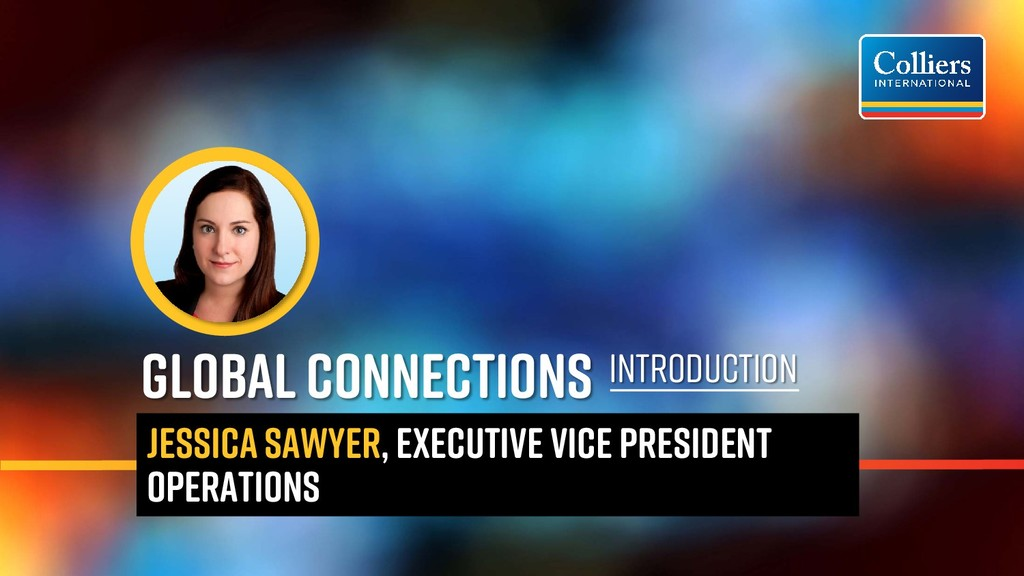 JESSICA SAWYER, EXECUTIVE VICE PRESIDENT OPERAT...