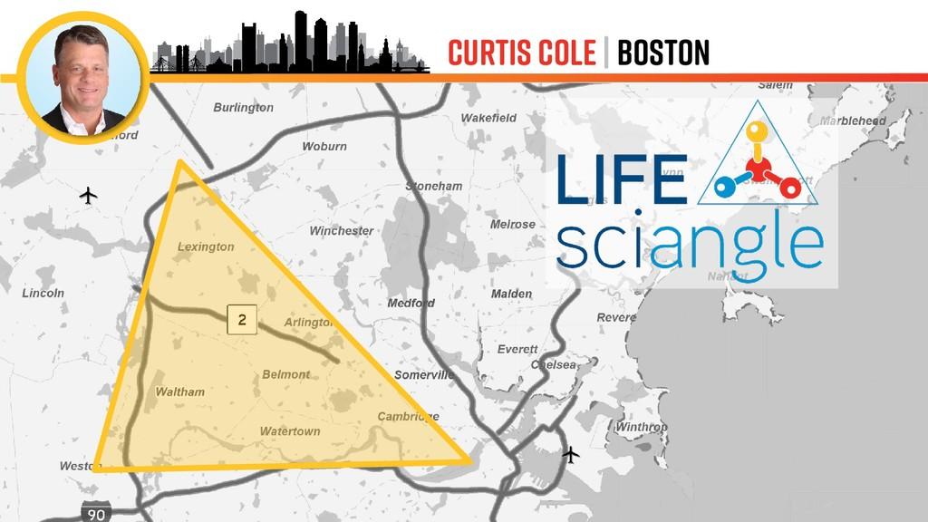 CURTIS COLE | BOSTON