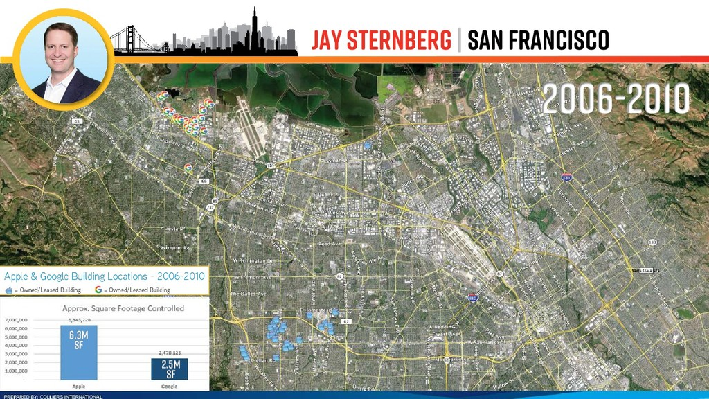 JAY STERNBERG | SAN FRANCISCO 2006-2010 6.3M SF...