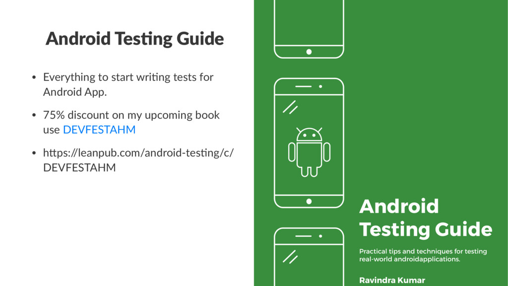 Android Tes+ng Guide • Everything to start wri1...