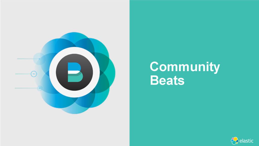 ‹#› Community Beats