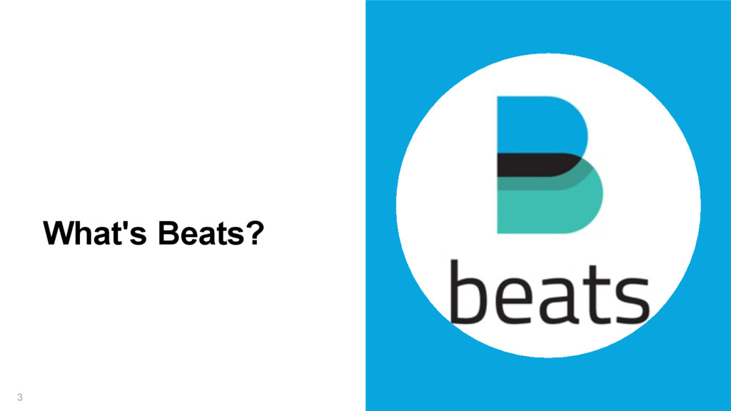 3 What's Beats?